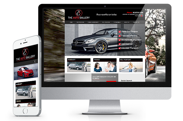 Car Dealer Websites