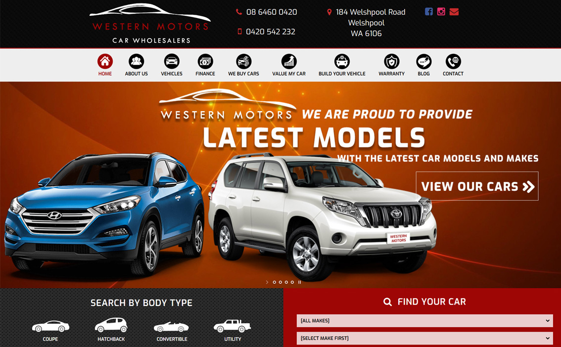 Western Motors Car Wholesale